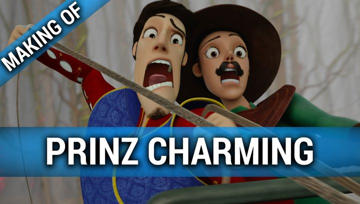 Prince Charming - Making Of (Mini) Poster
