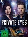 Private Eyes - Staffel 1 Poster