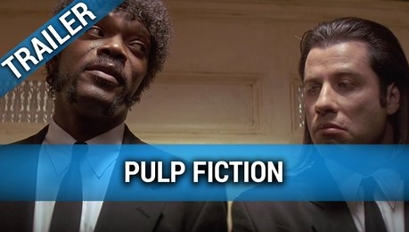 Pulp Fiction - OV-Trailer Poster