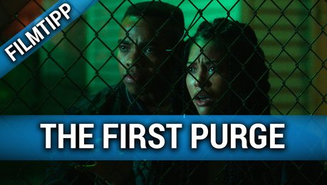 The First Purge - Filmtipp Poster