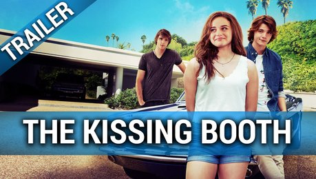 The Kissing Booth - Trailer Deutsch Poster