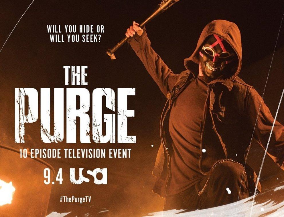 The Purge Die Serie