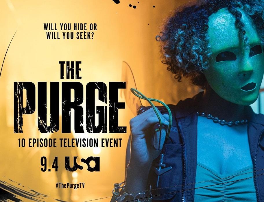The Purge Serie Folgen
