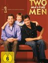 Two and a Half Men - Die komplette erste Staffel (4 Discs) Poster