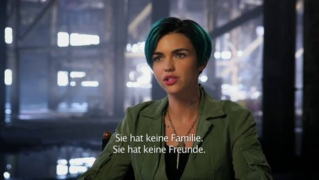 Ruby Rose - Featurette Poster