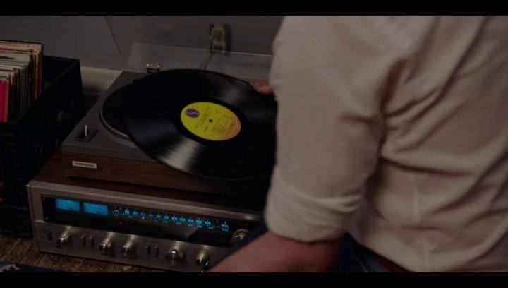 Annette Bening und Billy Crudup tanzen zu Black Flag - Sonstiges Poster