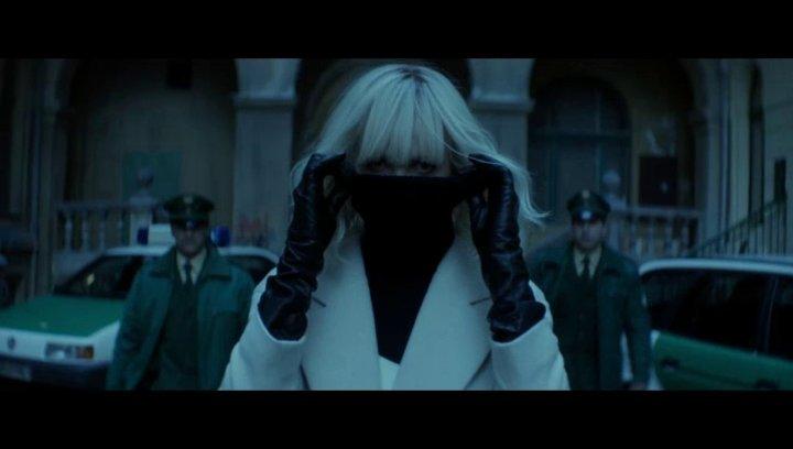 Atomic Blonde - Trailer 1 Poster