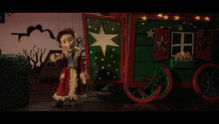 Ein Weihnachtsmann ohne Rentier - Szene Poster
