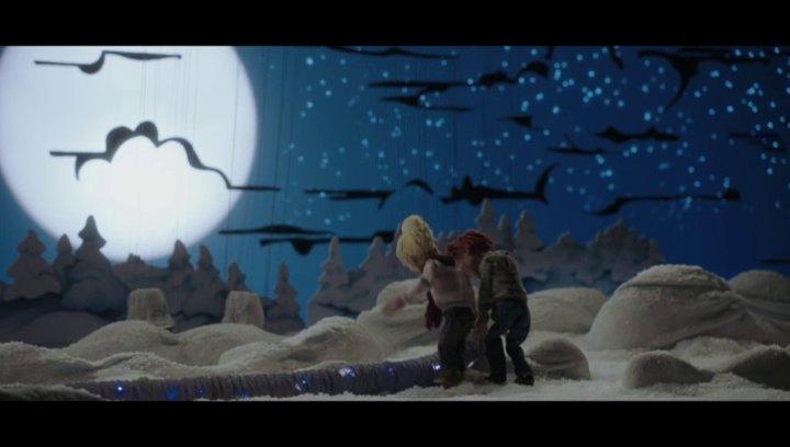 Die Schneemaschine - Szene Poster