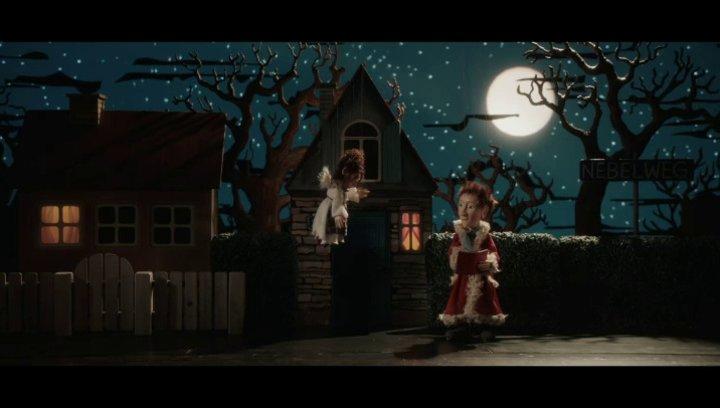 Weihnachtsasche - Szene Poster