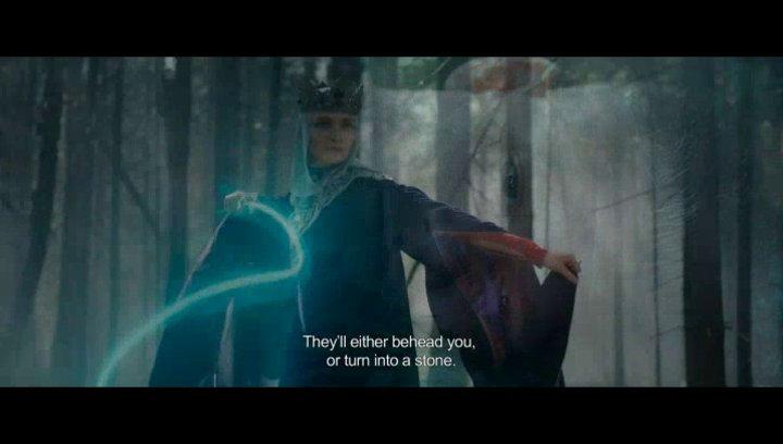 The Last Warrior (OmeU) - Trailer Poster