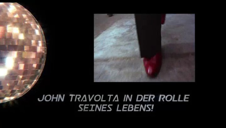 Saturday Night Fever - Trailer Poster