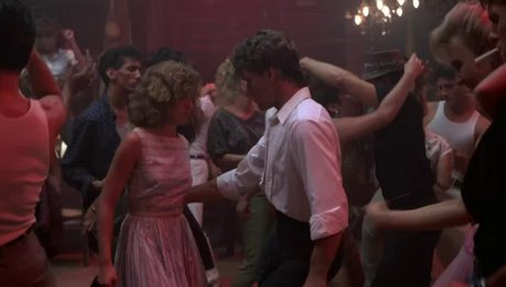Dirty Dancing - Trailer Poster