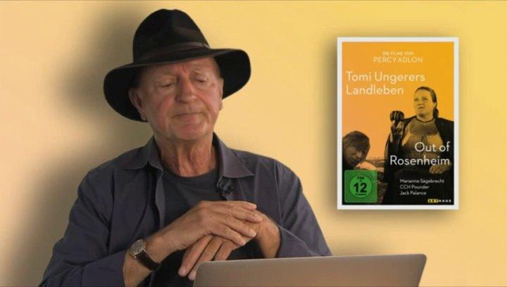 Die Filme von Percy Adlon - Out of Rosenheim (DVD-Trailer) Poster
