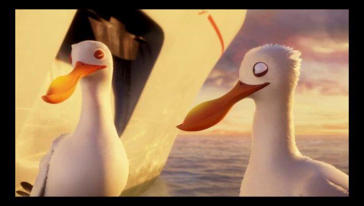 Überflieger - Kleine Vögel - großes Geklapper - Trailer Poster