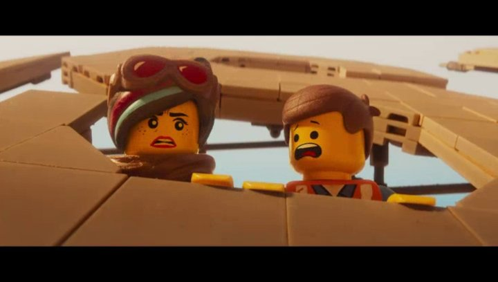 The Lego Movie 2 - Trailer Poster