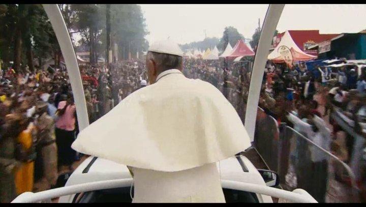 Papst Franziskus - Ein Mann seines Wortes - Trailer Poster