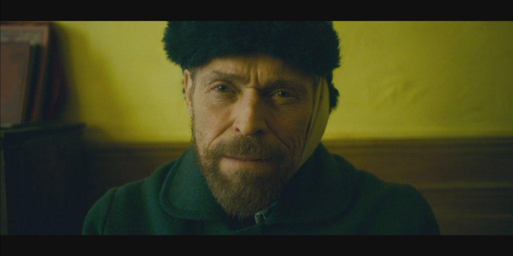Van Gogh An der Schwelle zur Ewigkeit Film (2018