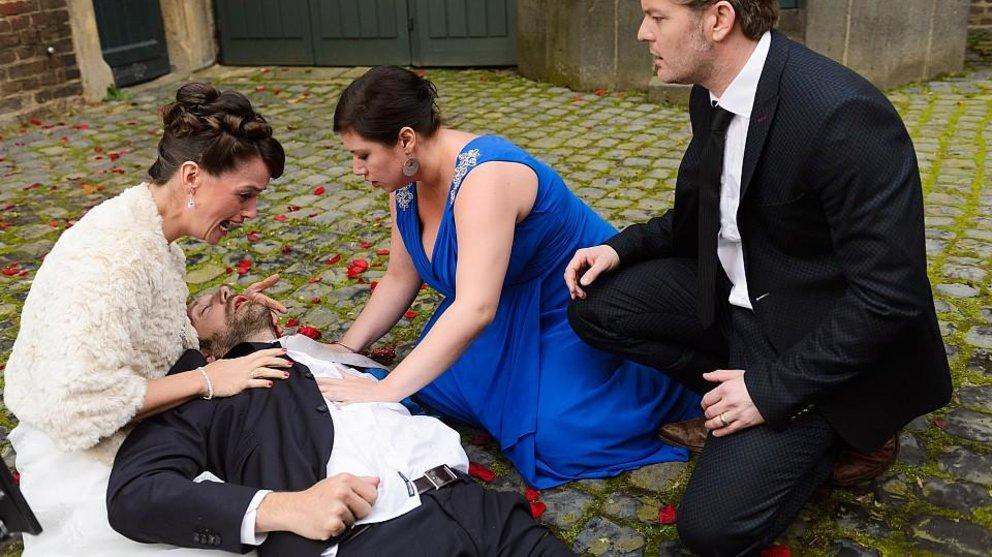 Tragodie Bei Alles Was Zahlt Hochzeit Endet In Schiesserei Kino De