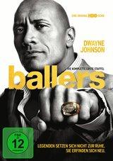 Ballers - Die komplette erste Staffel Poster