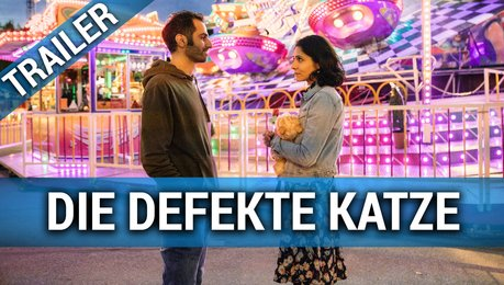 Die defekte Kate - Trailer Deutsch Poster