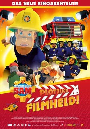 Plakat: Feuerwehrmann Sam - Plötzlich Filmheld