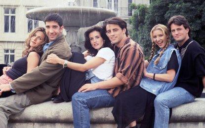 """""""Friends"""": Kult-Serie soll nach 15 Jahren fortgesetzt werden"""