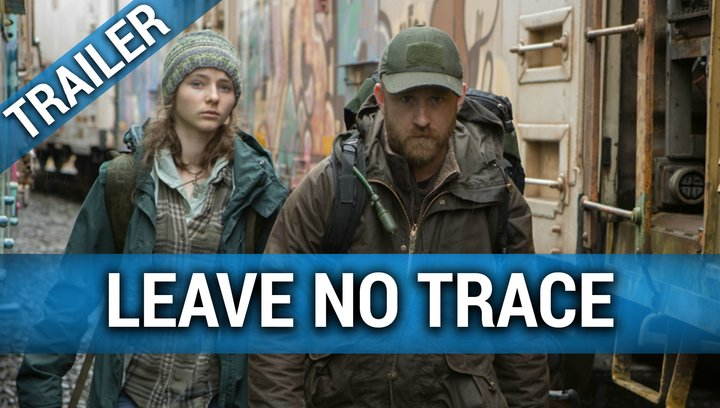 Leave No Trace - Trailer Deutsch Poster
