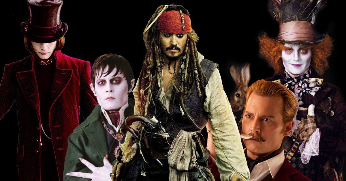 Johnny Depp Filme