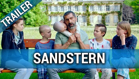 Sandstern - Trailer Deutsch Poster
