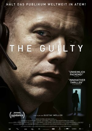Plakat: THE GUILTY