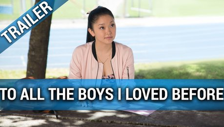 To All the Boys I loved before - Trailer Deutsch Poster
