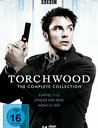 Torchwood - The Complete Collection Poster