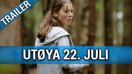 Utoya 22. Juli - Trailer Deutsch Poster