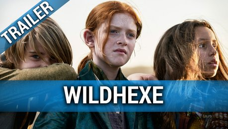 Wildhexe - Teaser-Trailer Deutsch Poster