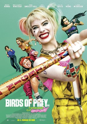 Birds of Prey: The Emancipation of Harley Quinn Poster