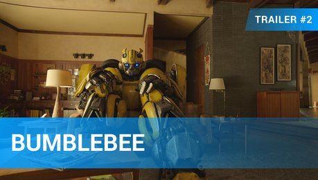 Bumblebee - Trailer 2 Deutsch Poster