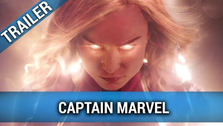 Captain Marvel Trailer 1 Deutsch