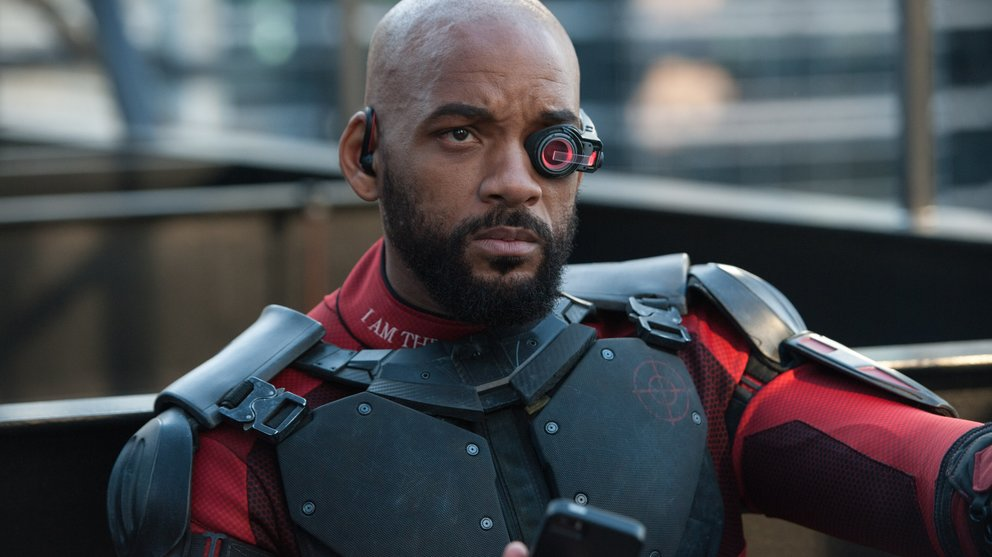 Deadshot Will Smith Suicide Squad Solo-Film Spin-Off