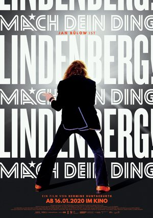 Plakat: LINDENBERG