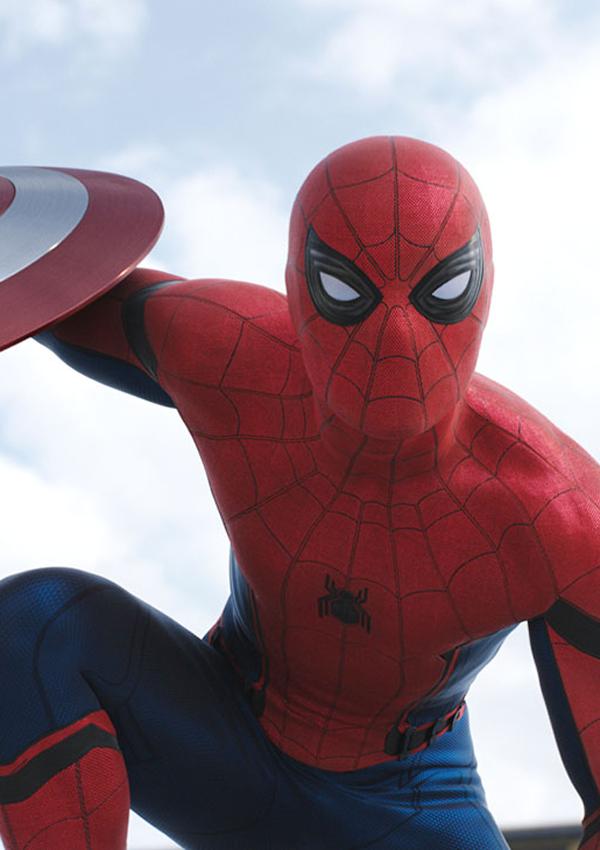 """Spider-Man Far From Home"""": Set-Video & -Fotos enthüllen neues Kostüm ..."""