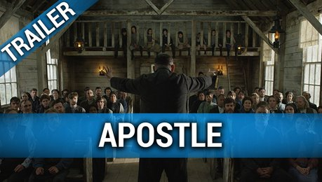 Apostle - Trailer Deutsch (Netflix) Poster