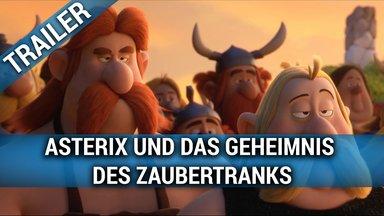 Asterix und das Geheimnis des Zaubertranks Trailer