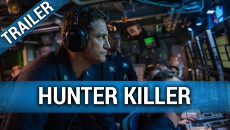 Hunter Killer - Trailer Deutsch Poster