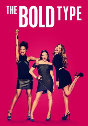 The Bold Type Poster