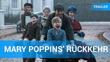 Mary Poppins' Rückkehr Trailer
