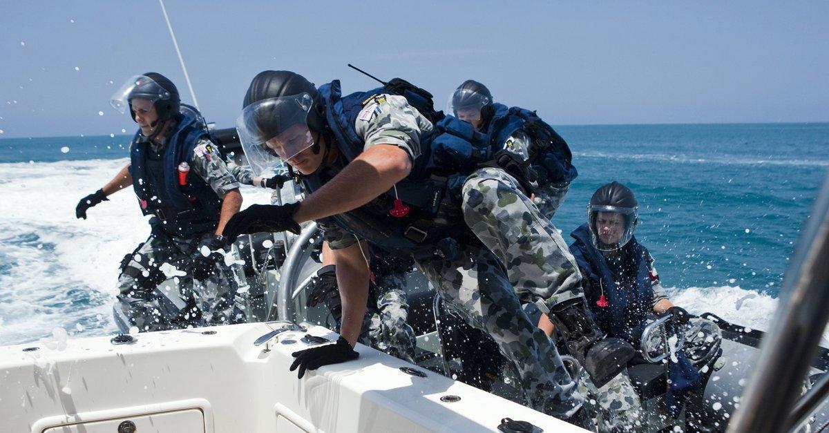 Sea Patrol Deutsch