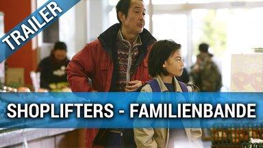 Shoplifters - Familienbande Trailer