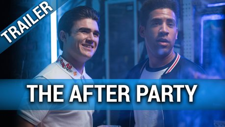 The After Party - Trailer Deutsch Poster