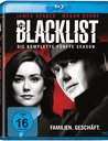 The Blacklist - Die komplette fünfte Season Poster
